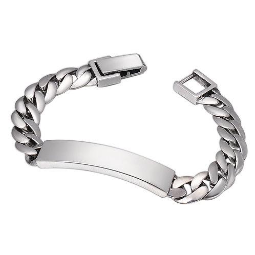 Fashion retro style simple glaze bracelet sterling silver 925