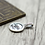 Thumbnail: Sliver simple design fashion sakura pendant sterling silver 925