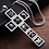 Thumbnail: Retro classic cross unique pendant sterling silver 925
