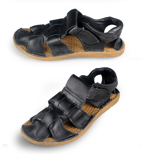 Men's Full-Grain Cow Leather Sandals