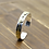 Thumbnail: Fashion style retro flying eagle feather bracelet sterling silver 925