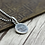 Thumbnail: Aestheticism easy-matching sakura sweater pendant sterling silver 925