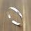 Thumbnail: Retro unique design simple easy-matching crown bracelet sterling silver 925