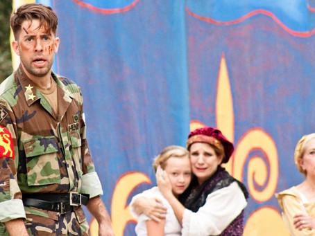 From disarming landmines to local Merced Shakespearefest actor 'Jim Benenett' is no stranger