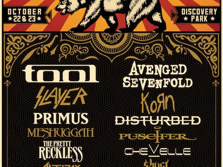 AfterShock 2016- California's biggest rock festival returns to Sacramento