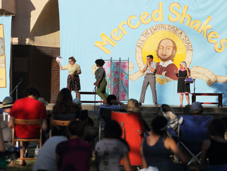 Looking Back and Moving Forward With Merced Shakes