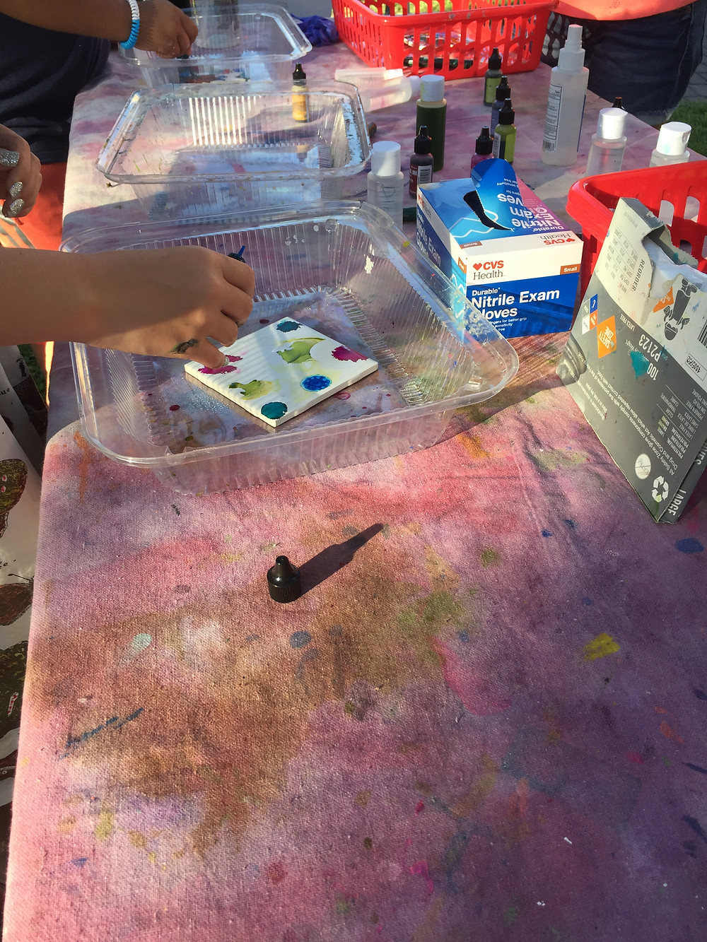 Interactive Art Activity