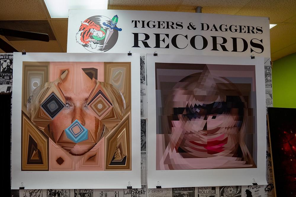Rob Dolgaard at Tigers & Daggers
