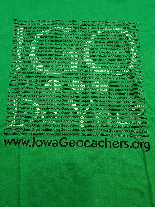 I Go...Do You?, Green T-Shirt