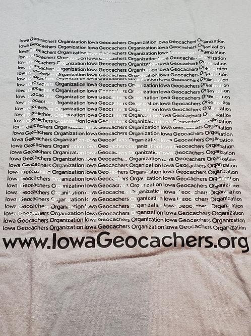 I Go...DoYou?, Grey T-Shirt