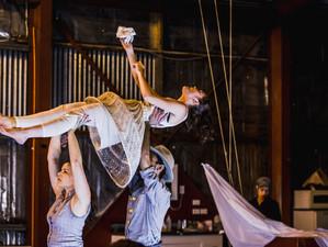 Review: Dust Pilgrim (Theatre Royal)
