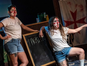 Review: Sh!t Theatre Drink Rum with Expats (Summerhall)