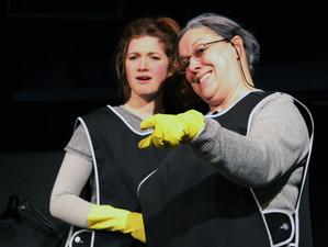 Review: Dirt Under the Carpet (A Play, A Pie & A Pint)