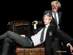 Review: Lord Dismiss Us (theSpace @ Surgeons' Hall)