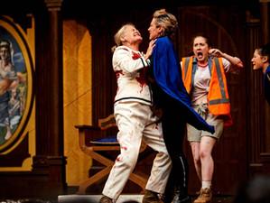 Review: Julius Caesar (Pop-Up Globe)