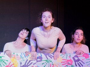 Review: Sticky Fingers (Scruffy Bunny Improv Theatre)