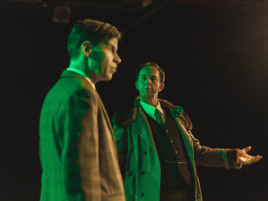 Review: Pardon Me Alan Turing (BATS Theatre)
