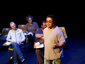 Review: The Race (BATS Theatre)