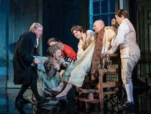 Review: The Madness of King George III (Nottingham Playhouse)