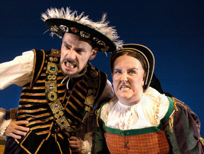 Review: Horrible Histories: Terrible Tudors (King's Theatre)