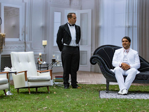 Review: The Importance of Being Earnest (The Elms)