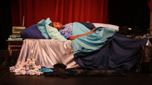 Review: Patricia Gets Ready (For a Date With the Man That Used to Hit Her) (Pleasance at the EICC)