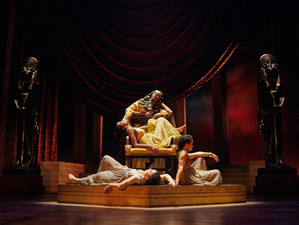 Review: Antony and Cleopatra (Royal Shakespeare Theatre)