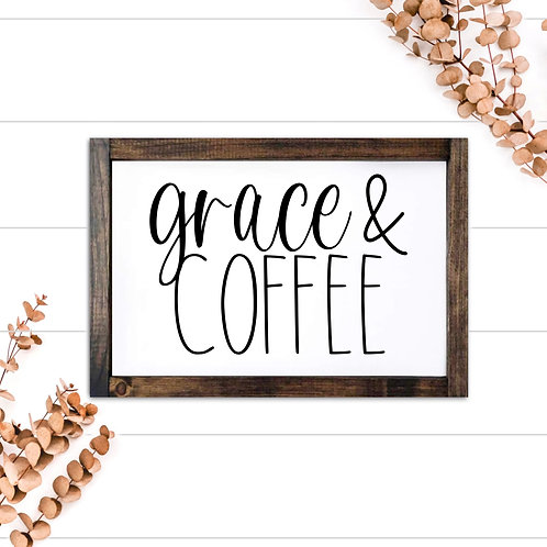 Grace and Coffee