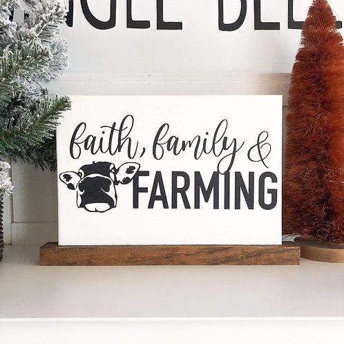 Faith, Family, Farming (#3)