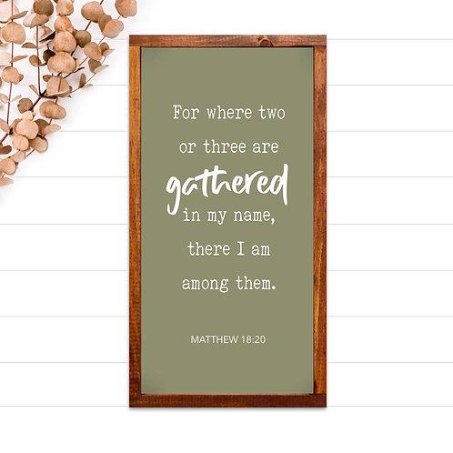 Matthew 16:20