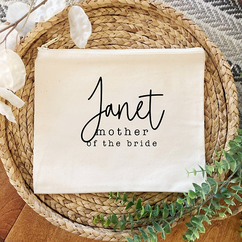 Mother of the Bride - Personalized