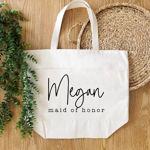 Maid of Honor - Customized
