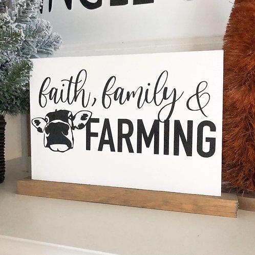 Faith, Family, Farming (#1)