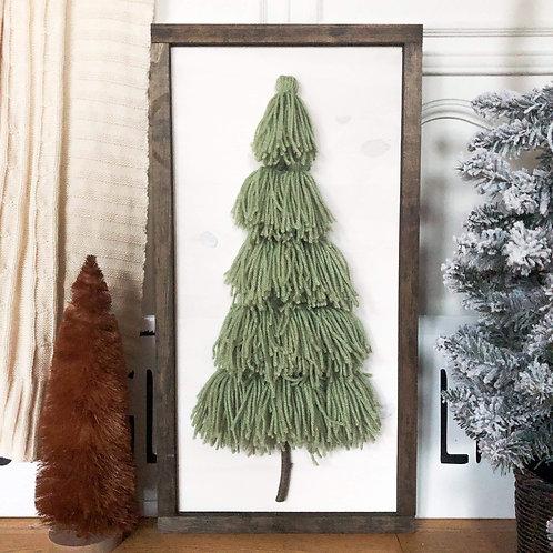 Tassel Tree - Green 1
