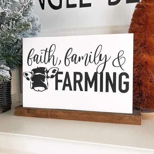 Faith, Family, Farming (#2)