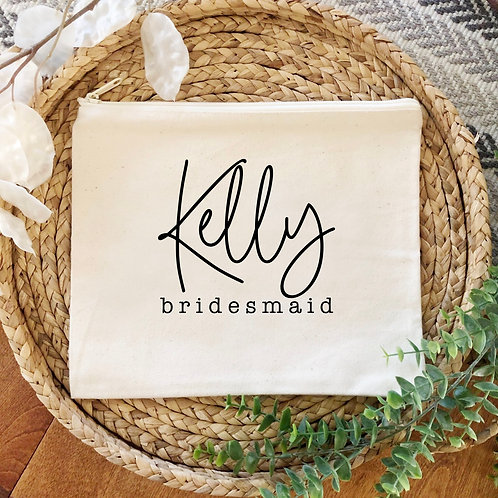 Bridesmaid - Personalized