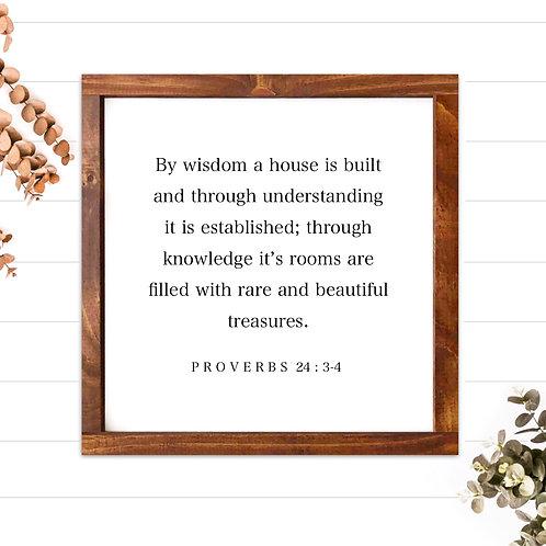 Proverbs 24:34