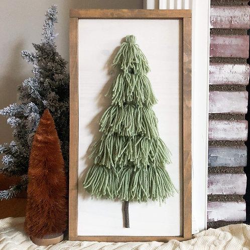 Tassel Tree - Green 2