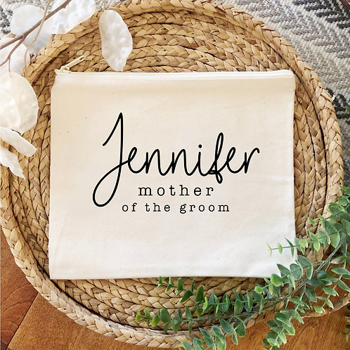 Mother of the Groom - Personalized