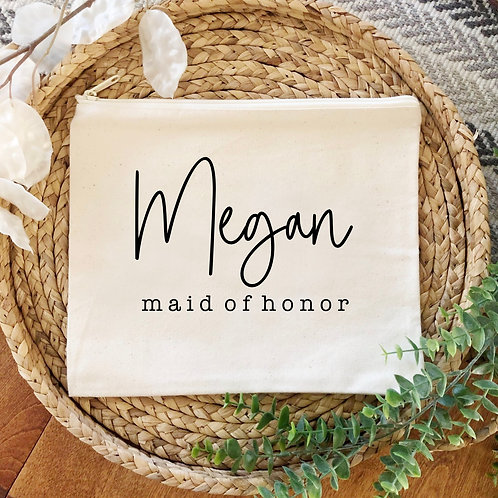 Maid of Honor - Personalized