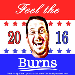 Vote for Burns!