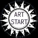 ks ArtStart_Logo justified BLACK AND WHITE (2).png