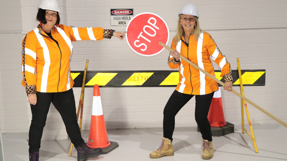How high visibility clothing works-