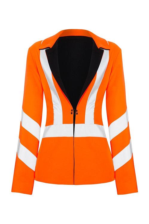 Signature Reversible Jacket Size 8