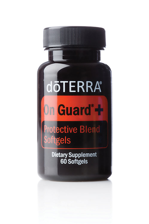 DoTerra On Guard + Softgels Protective Blend