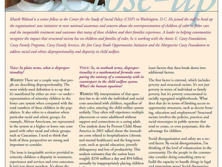 Close Up Article - Waheed Interview  pt. 1