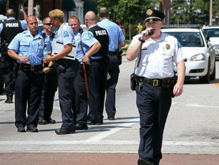 """St. Louis Police Complete""""Implicit Bias""""Training by Khatib Waheed"""