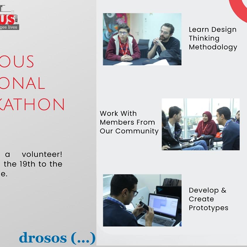 Nitrous National Hackathon (Volunteer)