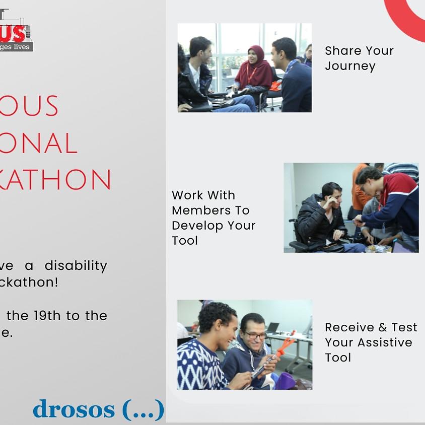 Nitrous National Hackathon (Disabilities Access)