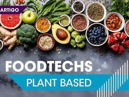 As Foodtechs Plant Based estão mais próximas dasgrandes empresas do que você imagina.